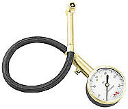 Accugage Tire Pressure Gauge With Hose 0 60 Psi In 1 4 Lb Incr Ra60x 15 0255