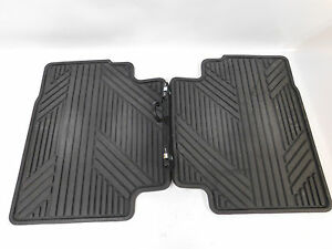 2011 2012 2013 2014 2015 Hyundai Tucson All Weather 2 Piece Front Floor Mats Oem