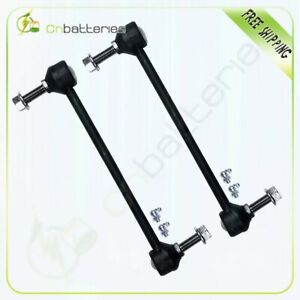2pcs Steering Parts Front Stabilizer Sway Bar Links For 2005 14 Ford Mustang