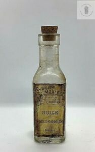 New Reproductions Of Vintage Looking Apothecary Medicine Bottle Antique Look