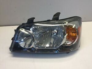 2004 2006 Toyota Highlander Headlight Oem Lh Driver Pre Owned