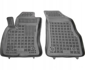 Dodge Ram Promaster City 2015 2019 All Weather Rubber Floor Mats Set