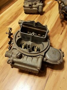 Holley 4160 600 Cfm 4 Bbl Carburetor List 1850 5 Carb
