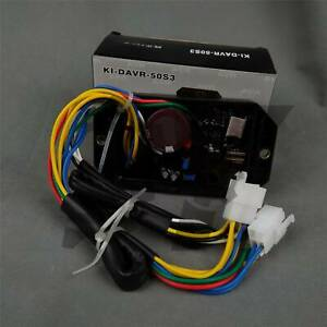5kw Avr Ki davr 50s3 Voltage Regulator For Kipor Yanmar 3 Phase Diesel Generator