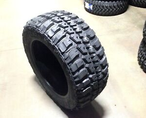 5 33x12 50r20 Federal Couragia M t Mud Tires 33125020 R20 1250r Mt 10ply
