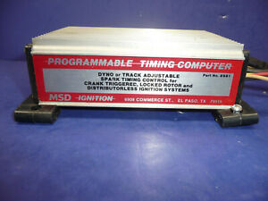 Msd 8981 Programmable Timing Computer Mfrb