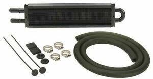 Derale Power Steering Ps Oil Cooler Universal Kit Dual Pass