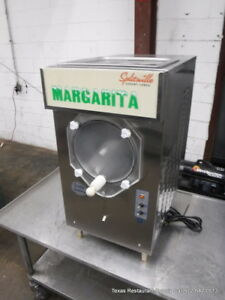 Frosty Facorty 137a Frozen Drink Beverage Margarita Machine 12 Qt Cynlinder