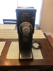 Bunn G1 Commercial 1lb Bulk Coffee Grinder Adjustable 120v