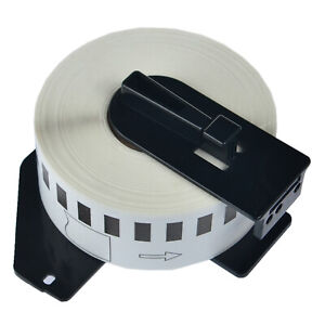 50 Roll Dk2210 Continuous Label W frame For Brother Ql 570vm 580n 650td 710w