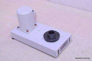 Lep Ludl Electronic 99a075 Fw Single 6 Position Microscope Filter Wheel