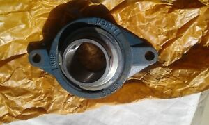 Rhp Sft 2 7 16 New Ball Bearing Flange Unit 2 Bolt Flange 2 4375 Bore