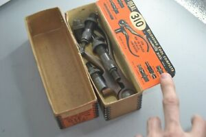 VINTAGE LYMAN IDEAL HAND RELOADING 310 TOOL & DIE SET 222 ORIG BOX used