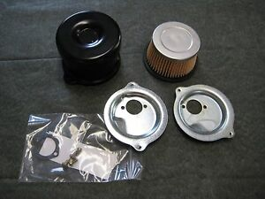 Tecumseh Engine 730164 Air Cleaner Housing Body Assembly Genuine W Offset Plate