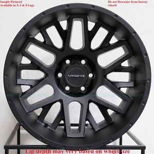4 New 20 Wheels For Dodge Ram 1500 2013 2014 2015 2016 2017 2018 Rims 1822