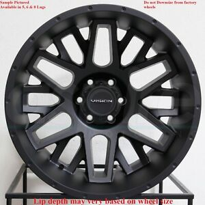 4 New 20 Wheels For Dodge Ram 1500 2007 2008 2009 2010 2011 2012 Rims 1822