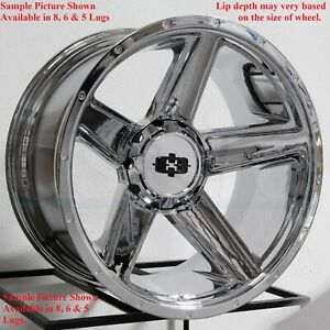 4 New 20 Wheels For Dodge Ram 1500 2013 2014 2015 2016 2017 2018 Rims 1821