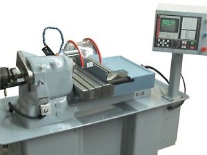 Hardinge Accuslide Cnc Gang Tool Lathe Easy To Use Very Rigid Fast Accurate