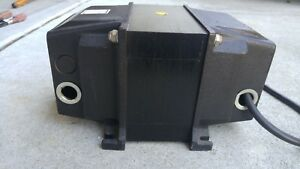 Xentek 1750 Va Extreme Isolation Transformer With Variable Taps