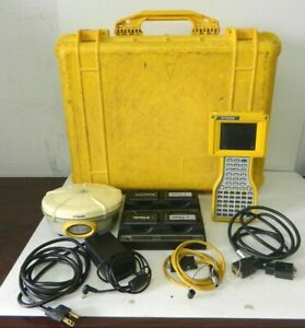 Trimble 5700 5800 Gps Receiver Surveying System N687 Controller Zephyr Extras