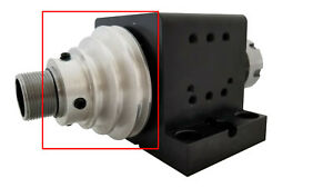 3 Step Pulley For Glockcnc 30mm Od Smooth Spindles Headstocks