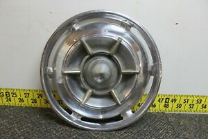 Oem Gm Single 15 Spinner Hub Cap Wheel Cover A6 1961 Buick 899