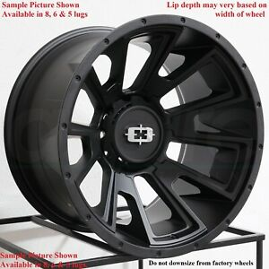 4 New 20 Wheels For Dodge Ram 1500 2013 2014 2015 2016 2017 2018 Rims 1809