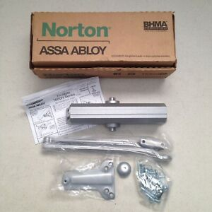 New Other In Opened Box Norton 1601bf 689 Finish Door Closer