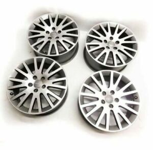 2006 2013 Audi A3 8p 17x7 1 2 Aluminum Alloy 16 Spoke Wheel Rim Set 4