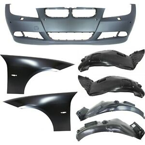 New Kit Auto Body Repair Front 323 330 Sedan E90 3 Series For Bmw 325i E93 328i