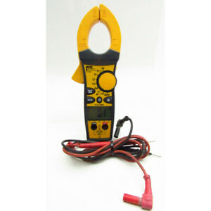 Ideal 61 766 600 Amp Clamp pro Clamp Meter