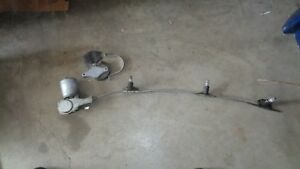 Mg Mgb Wiper Motor Assembly W Wheelboxes Used