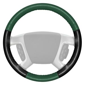 For Acura Rsx 02 06 Steering Wheel Cover Europerf Perforated Green Steering