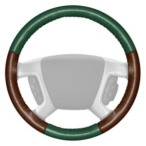 For Volkswagen Eurovan 93 96 Steering Wheel Cover Eurotone Two color Green
