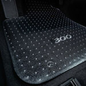 For Cadillac Dts 06 11 Floor Mats 1st 2nd Row Cargo Mat Folded Down Seats