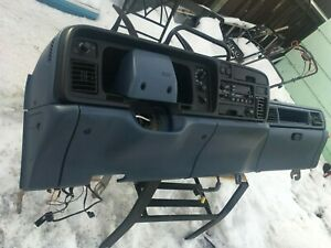 1994 To 1997 Dodge Ram 1500 2500 3500 Dash Blue Diesel Gas Nice