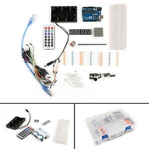 Uno R3 Secondary Basic Starter Learning Latest Uno R3 Board Diy Kit For Arduino