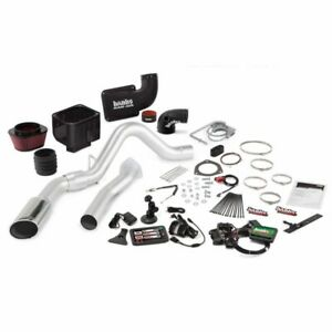 Banks Power For 2007 5 2010 Gm 6 6l Duramax Duramax Lmm Stinger System