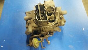 1979 1983 Ford Truck 351 400 Holley 600 Cfm 4 Barrel Carburetor 8346 D9te Bka