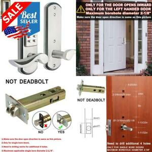 Hangcheng Left Handed Door Combination Code Door Lock With Accent Lever Safety K
