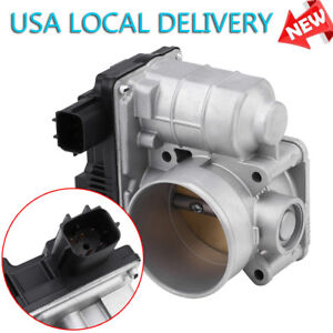 Throttle Body 16119 Ae013 For 2002 2003 2004 2005 2006 Nissan Altima 2 5l Us