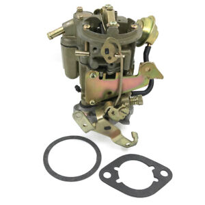 Rochester Monojet 1 Barrel Carburetor 1973 74 Checker Gmc 250 292 Manual Adj