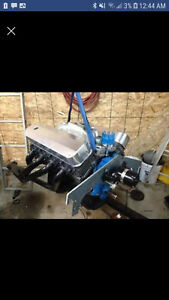 Ford Racing Engine 460 Bbf Mustang Built