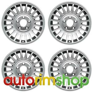 Acura Legend 1991 1992 15 Oem Wheel Rim Set Silver