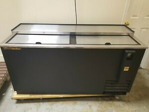 True Under Bar Td 65 24 64 63 Forced Air 528 capacity Bottle Cooler