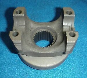 Original 12 bolt Yoke Rear End Chevy Ii Camaro Chevelle Nova Posi Diff Z28 396