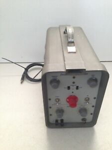 Untested Vintage Jerrold Electronics Model 602 Sweep Frequency Generator