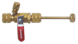 A c And Refrigeration Valve Core Remover lnstaller