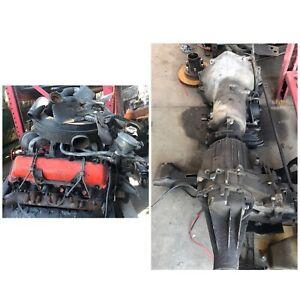 6 2 Diesel Engine And Transmission Package