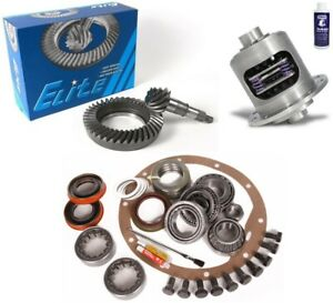 Gm 8 875 Chevy 12 Bolt Car 3 42 Ring And Pinion Posi Bearing Kit Elite Gear Pkg